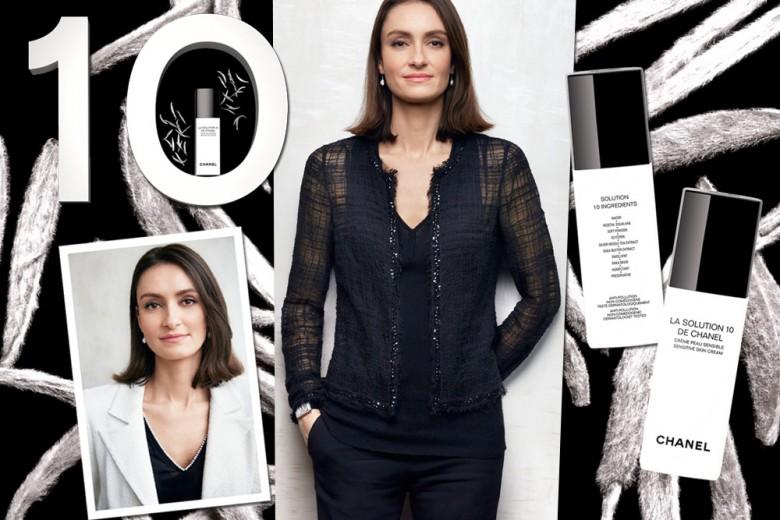 La Solution 10 de Chanel: il nuovo trattamento per la pelle sensibile
