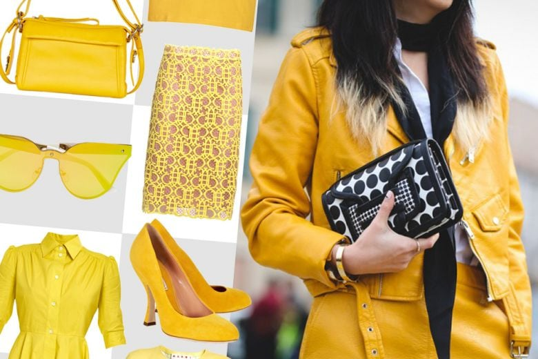 Shopping: viva il giallo!