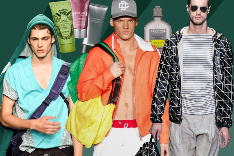 Beauty da palestra: i prodotti da mettere nella gym bag