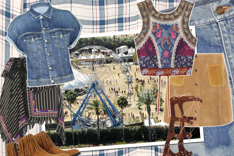 Coachella 2016: capi e accessori must have