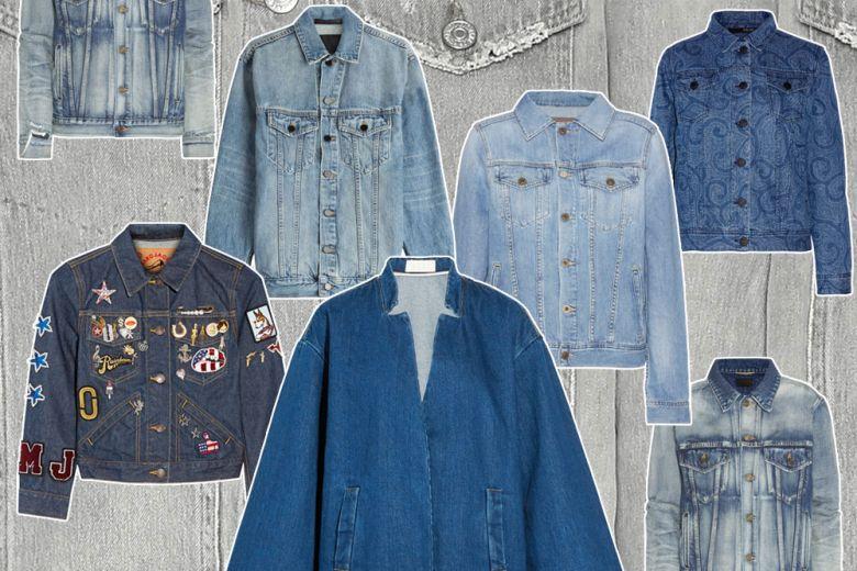 Le giacche in jeans per la primavera 2016