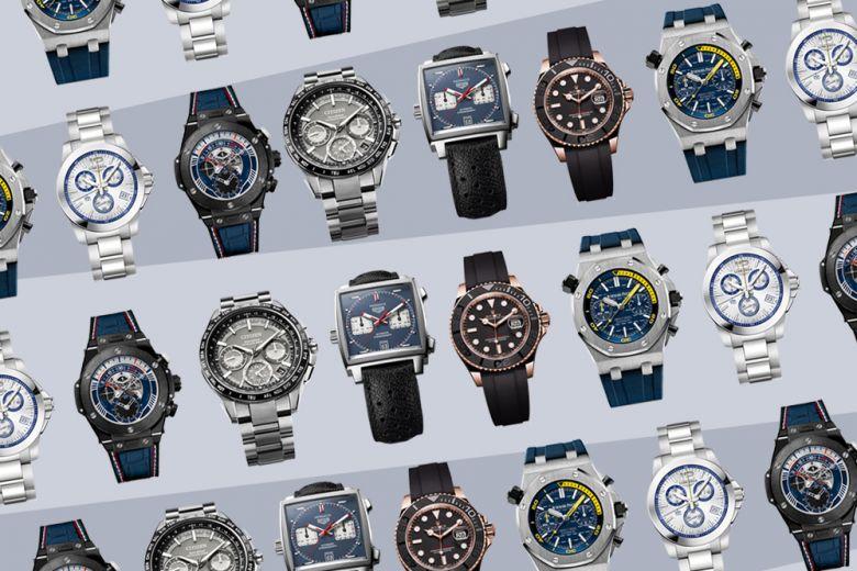 Orologi sportivi: 10 modelli per altrettante passioni