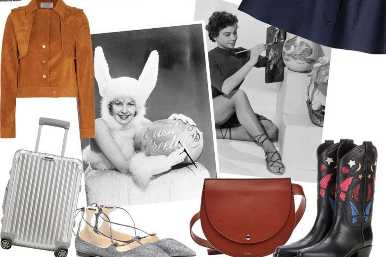 Look per Pasqua 2016: i capi e gli accessori da mettere in valigia