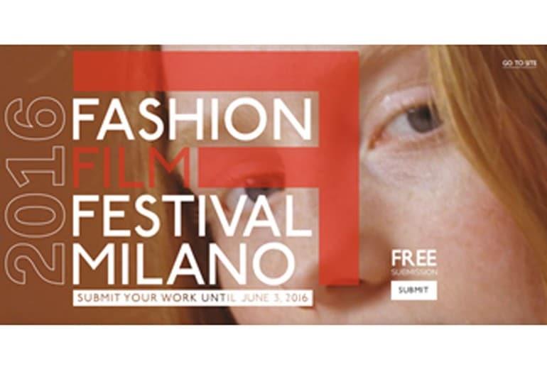 Fashion Film Festival Milano, al via le iscrizioni