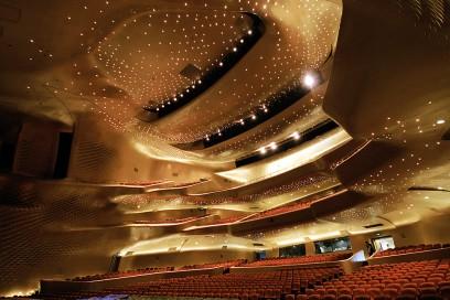 Guangzhou Opera House, Guangzhou, China,interni