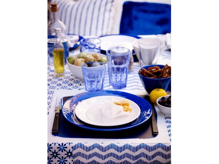La tavola blu Ikea