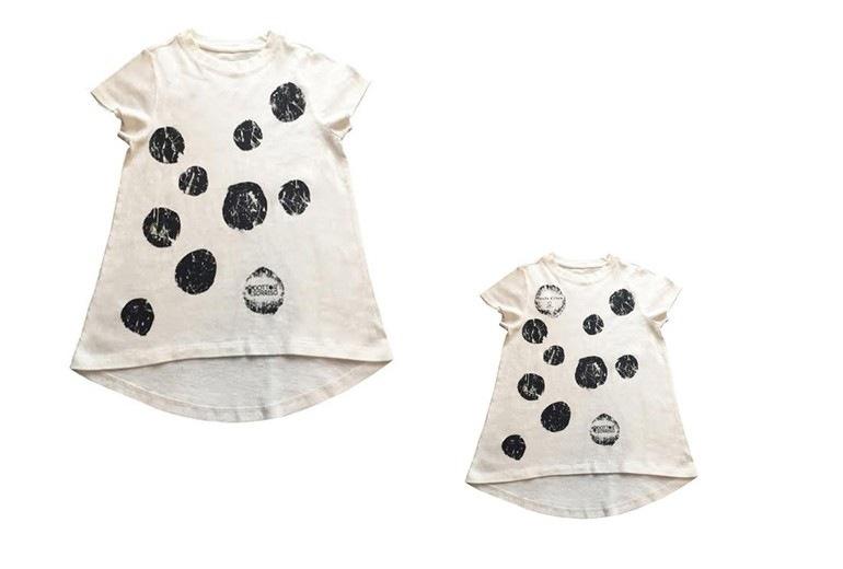 Una t-shirt Manila Grace per Dottor Sorriso Onlus