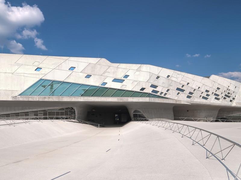 Museo della Scienza Phaeno, Wolfsburg, Germania 2