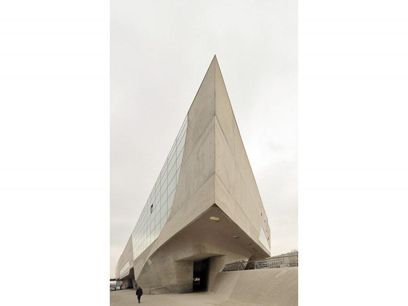 Museo della Scienza Phaeno, Wolfsburg, Germania