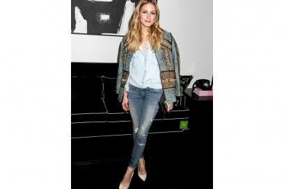 Olivia Palermo in H&M Conscious Exclusive