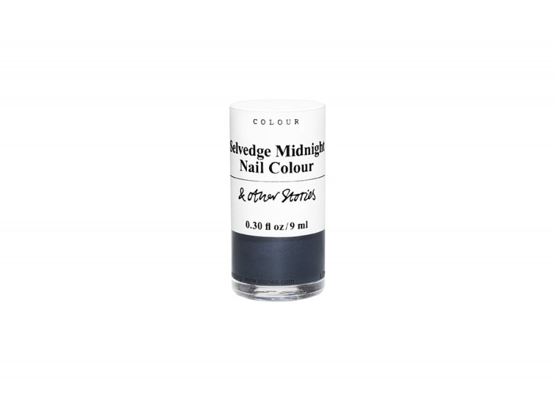 & Other Stories Nail Colour 'Selvedge Midnight'