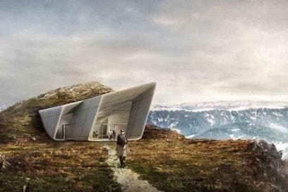 Reinhold Messner Museum, Plan de Corones