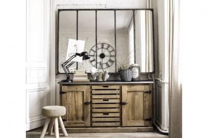 Specchio Maisons Du Monde ambientato