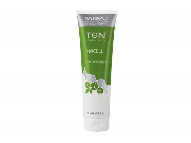 TeN – No Cell – XTreme Drain Gel TUBO_rid