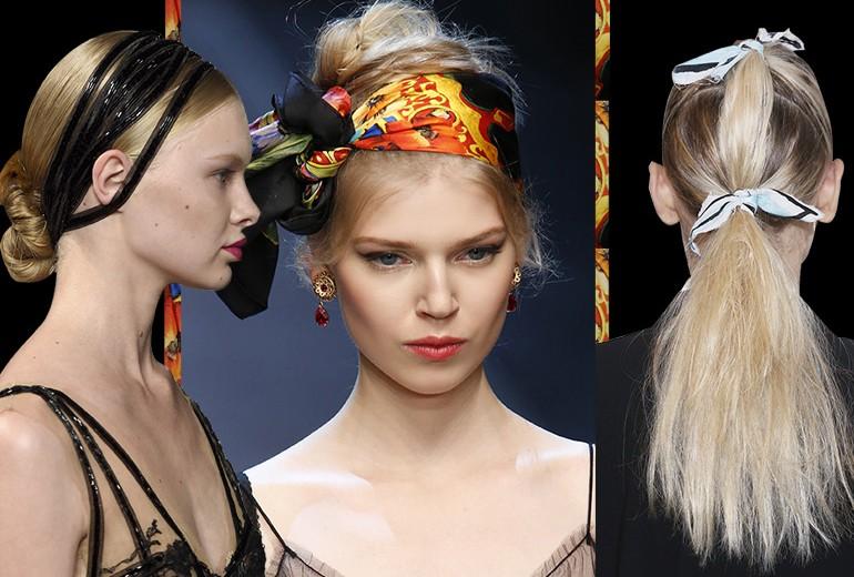 Accessori capelli: i più belli della Primavera