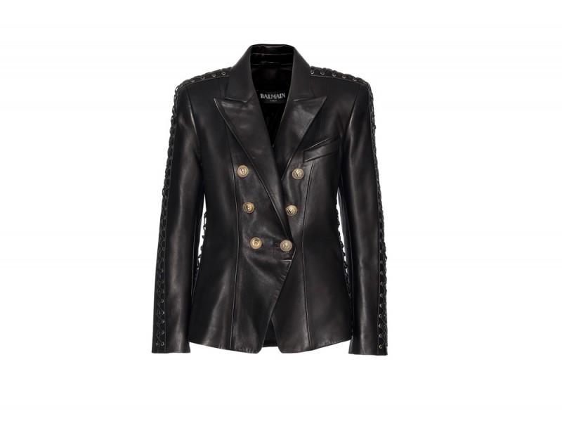 balmain-giacca-pelle