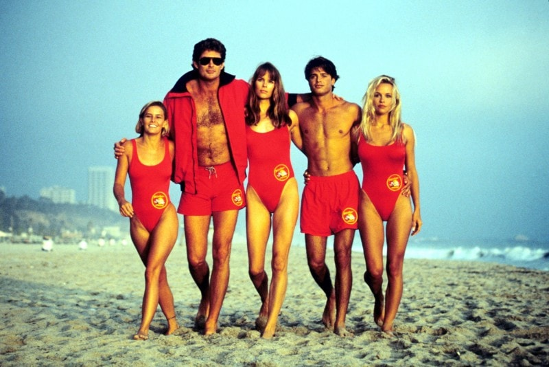 baywatch camminata
