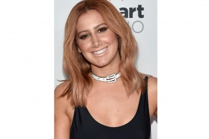 capelli-rose-gold-hair-ashley-tisdale