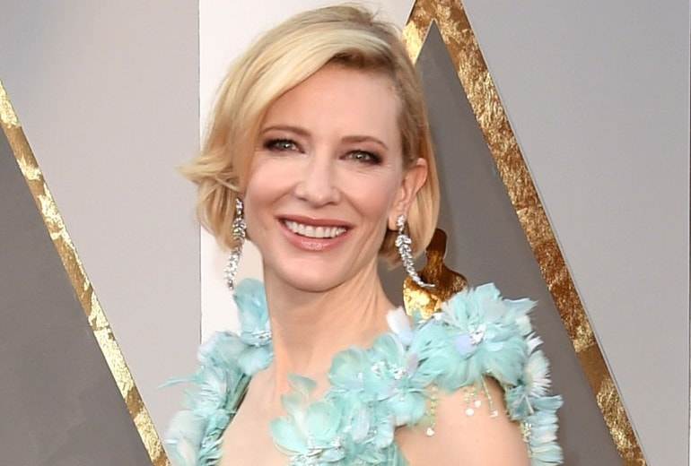 Cate Blanchett: «Seconda a nessuno»