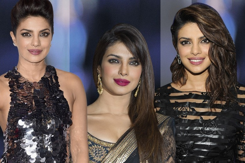 Priyanka Chopra: i make up e le acconciature più belle