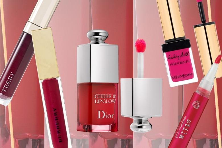 Le migliori tinte per labbra e guance da provare ora