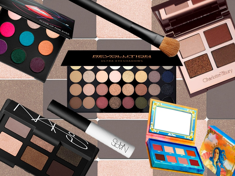 palette ombretti must have