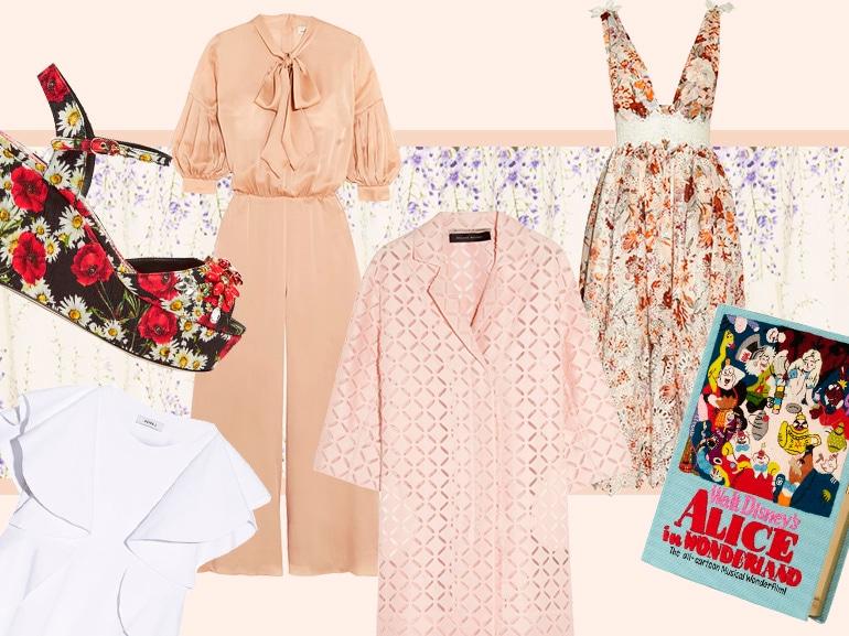 cover abiti e accessori per un look romantico mobile