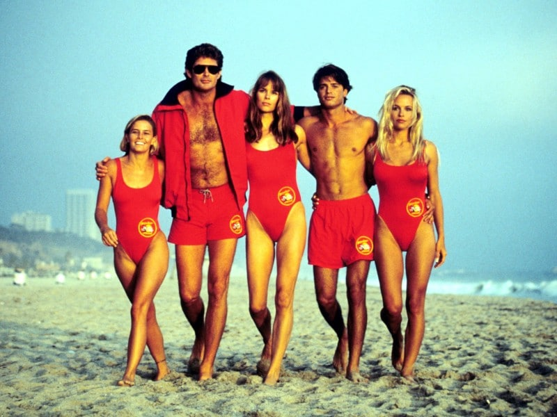 cover baywatch camminata mobile