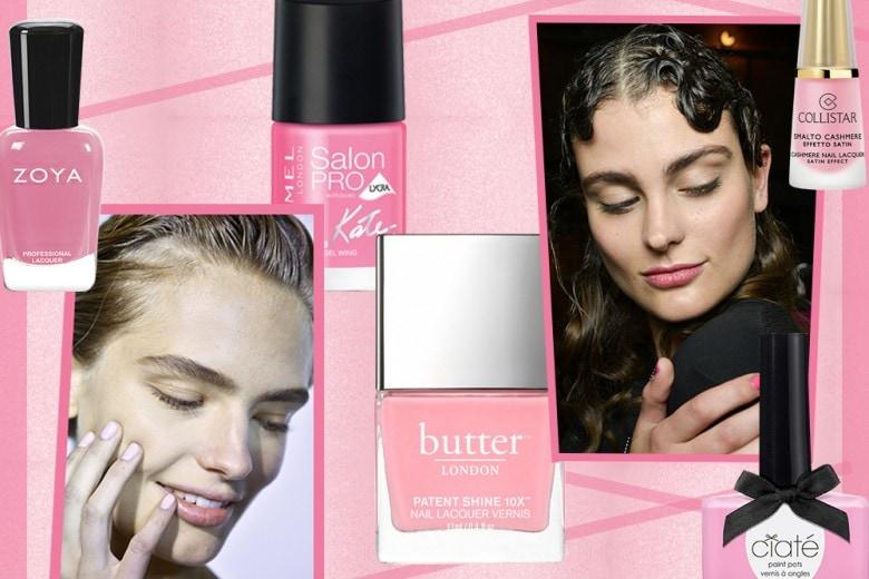 Smalti rosa confetto: i più belli da provare ora