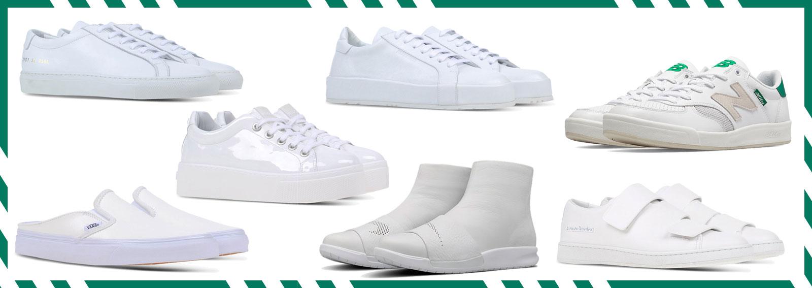 cover sneakers bianche desktop