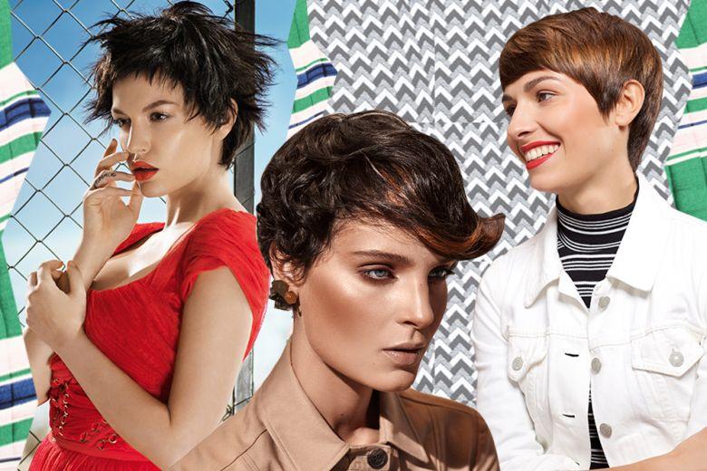 Tagli capelli corti: i più belli dai saloni per la Primavera-Estate