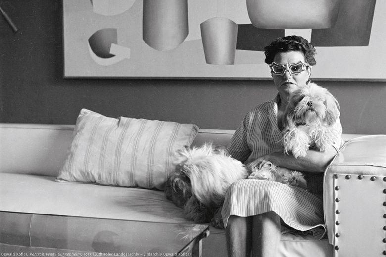 Nel favoloso mondo di Peggy Guggenheim