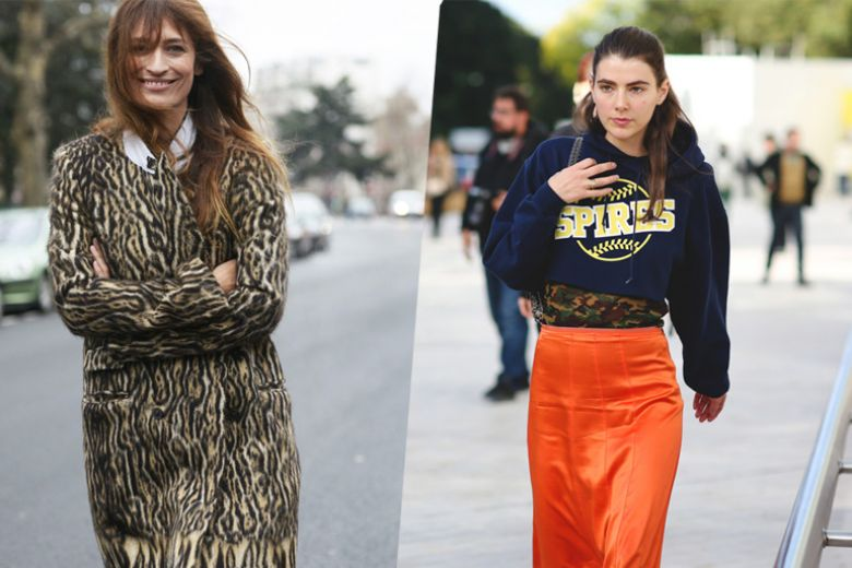 I look da street style delle influencer francesi