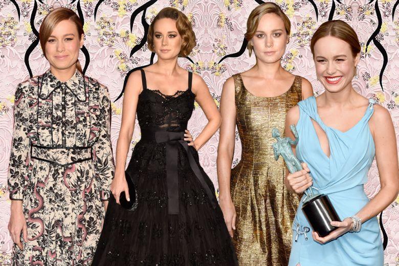 Brie Larson: tutti i look dell'attrice Premio Oscar