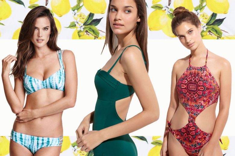 Costumi da bagno 2016: i modelli cool per l'estate