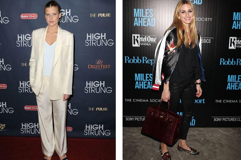 Le star best dressed della settimana: da Charlize Theron a Olivia Palermo