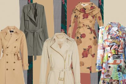 Trench: i modelli must-have della Primavera 2016