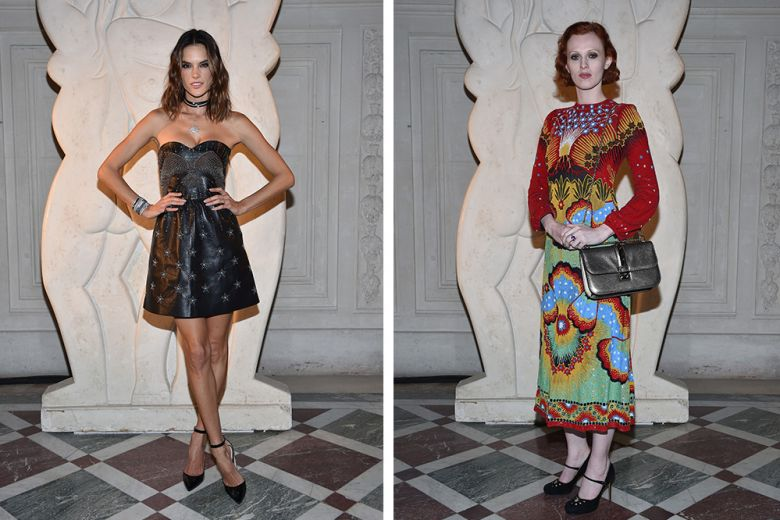 """Valentino Happening"": il party after-show"