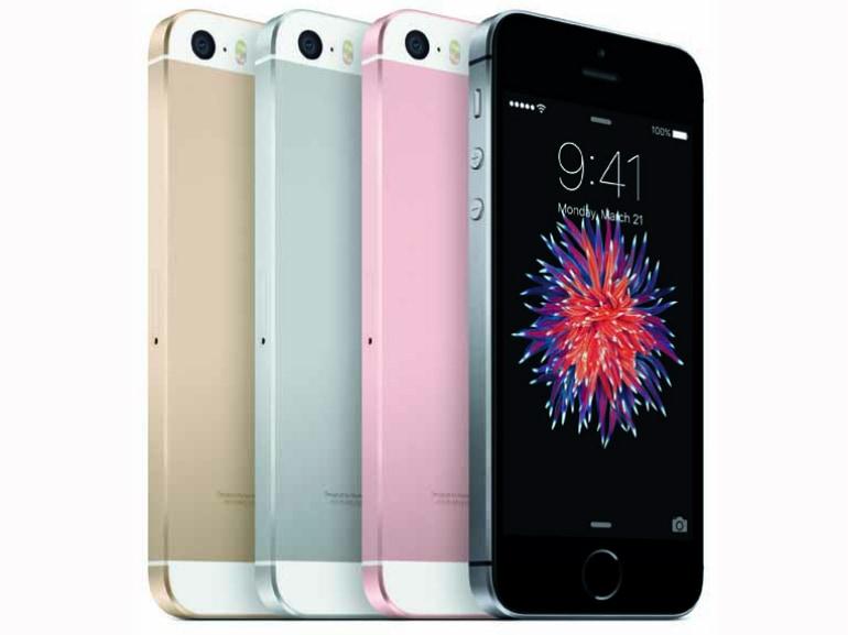 iphone se 4