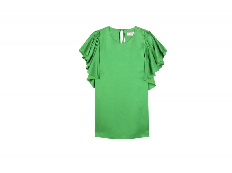 lanvin-top-verde-ruches
