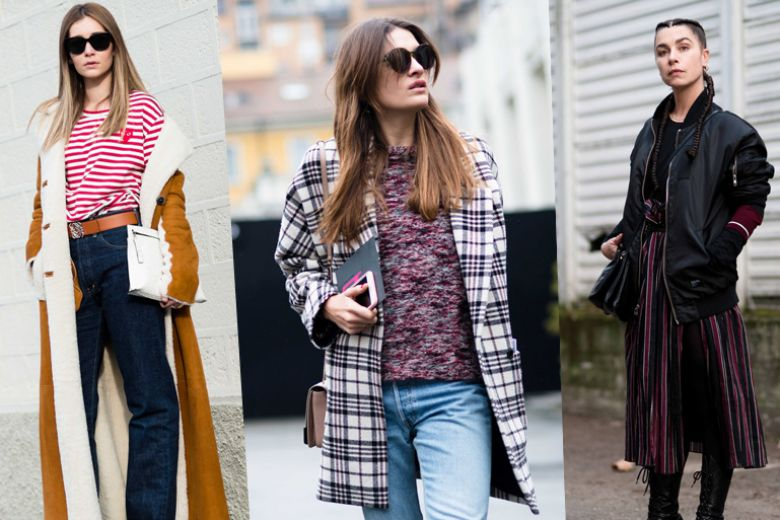 Look da it-girls: scopritelo nelle foto di streetstyle