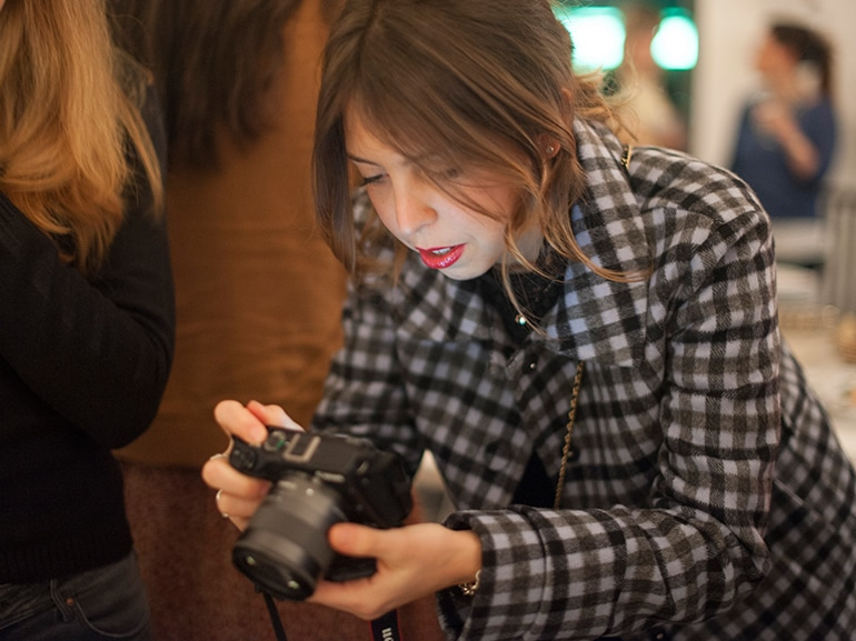 maria fotocamera