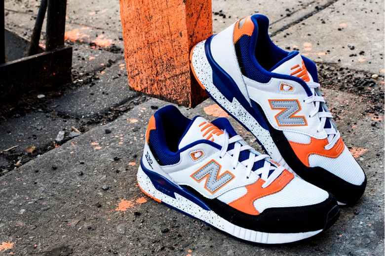 New Balance presenta il 530 90's Athletic Pack