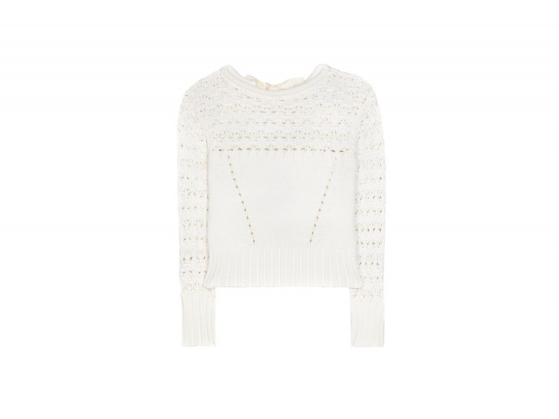 oscar-de-la-renta-cropped-maglione
