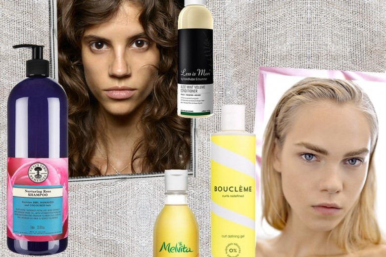 I prodotti naturali per capelli da provare ora