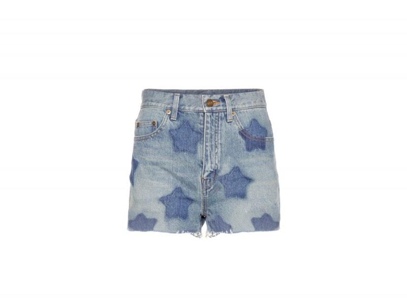 saint-laurent-shorts-denim