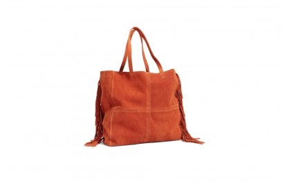 shopper-arancio-scamosciata-hm