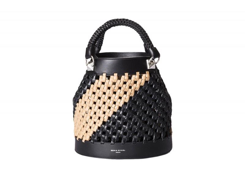 sonia rykiel bucket bag