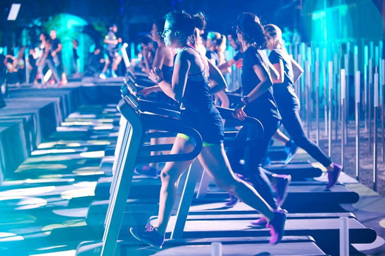 The Nature of Motion, la notte di Nike per la Design Week 2016