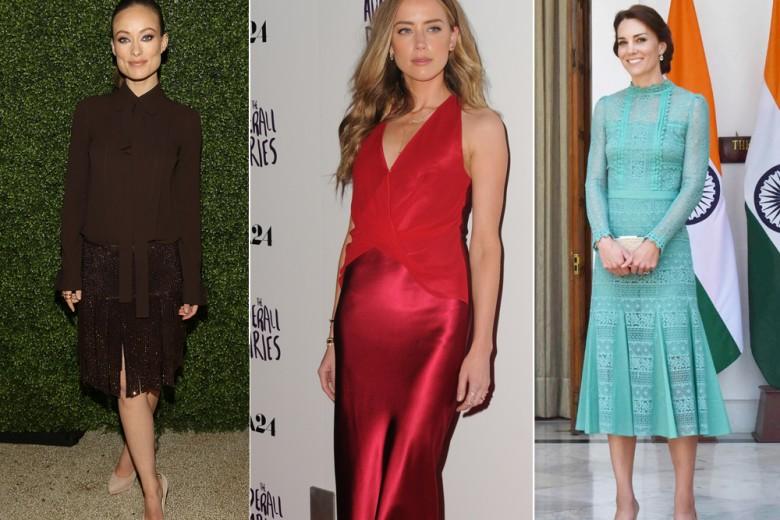 Le best dressed della settimana: Olivia Wilde, Kate Middleton e le altre